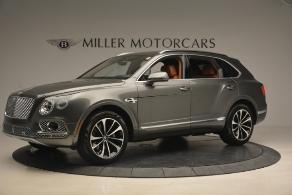 New 2018 Bentley Bentayga for sale Sold at Maserati of Greenwich in Greenwich CT 06830 2
