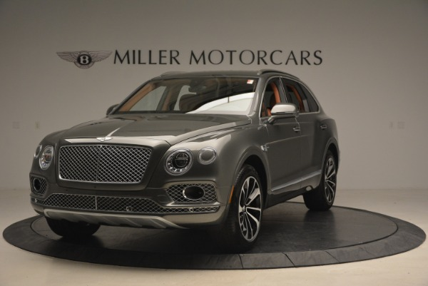 New 2018 Bentley Bentayga for sale Sold at Maserati of Greenwich in Greenwich CT 06830 1
