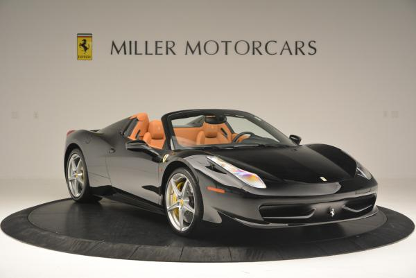 Used 2015 Ferrari 458 Spider for sale Sold at Maserati of Greenwich in Greenwich CT 06830 11