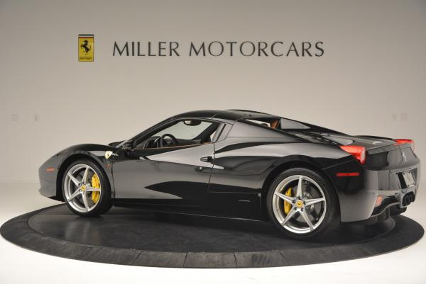 Used 2015 Ferrari 458 Spider for sale Sold at Maserati of Greenwich in Greenwich CT 06830 16