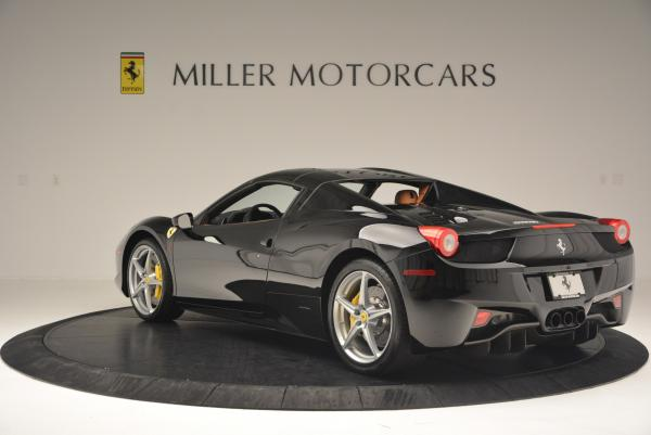 Used 2015 Ferrari 458 Spider for sale Sold at Maserati of Greenwich in Greenwich CT 06830 17