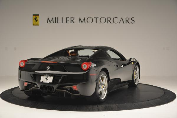 Used 2015 Ferrari 458 Spider for sale Sold at Maserati of Greenwich in Greenwich CT 06830 19