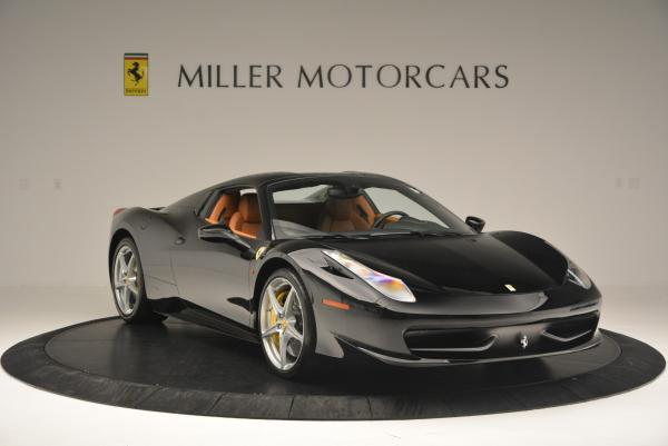 Used 2015 Ferrari 458 Spider for sale Sold at Maserati of Greenwich in Greenwich CT 06830 23