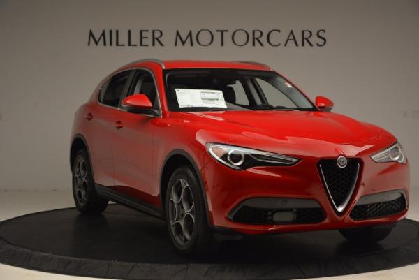 New 2018 Alfa Romeo Stelvio for sale Sold at Maserati of Greenwich in Greenwich CT 06830 11