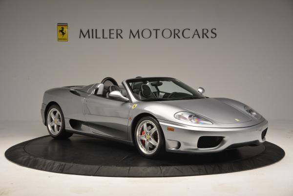 Used 2004 Ferrari 360 Spider 6-Speed Manual for sale Sold at Maserati of Greenwich in Greenwich CT 06830 11