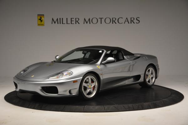 Used 2004 Ferrari 360 Spider 6-Speed Manual for sale Sold at Maserati of Greenwich in Greenwich CT 06830 14