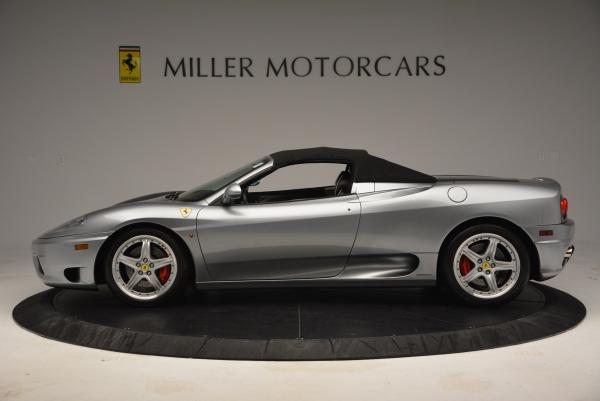 Used 2004 Ferrari 360 Spider 6-Speed Manual for sale Sold at Maserati of Greenwich in Greenwich CT 06830 15
