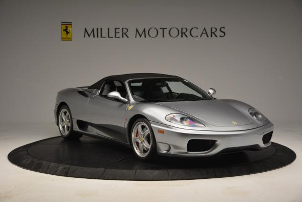 Used 2004 Ferrari 360 Spider 6-Speed Manual for sale Sold at Maserati of Greenwich in Greenwich CT 06830 23