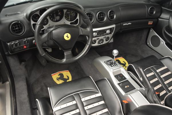 Used 2004 Ferrari 360 Spider 6-Speed Manual for sale Sold at Maserati of Greenwich in Greenwich CT 06830 25