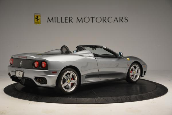 Used 2004 Ferrari 360 Spider 6-Speed Manual for sale Sold at Maserati of Greenwich in Greenwich CT 06830 8