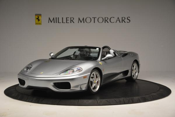 Used 2004 Ferrari 360 Spider 6-Speed Manual for sale Sold at Maserati of Greenwich in Greenwich CT 06830 1