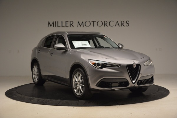 New 2018 Alfa Romeo Stelvio Ti Q4 for sale Sold at Maserati of Greenwich in Greenwich CT 06830 11