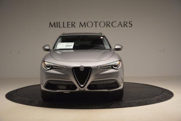 New 2018 Alfa Romeo Stelvio Ti Q4 for sale Sold at Maserati of Greenwich in Greenwich CT 06830 12