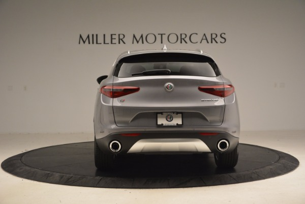 New 2018 Alfa Romeo Stelvio Ti Q4 for sale Sold at Maserati of Greenwich in Greenwich CT 06830 6