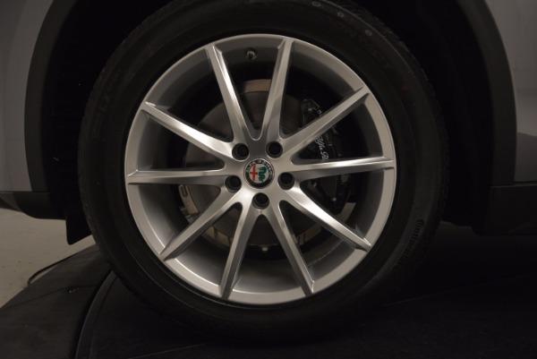 New 2018 Alfa Romeo Stelvio Ti Q4 for sale Sold at Maserati of Greenwich in Greenwich CT 06830 26