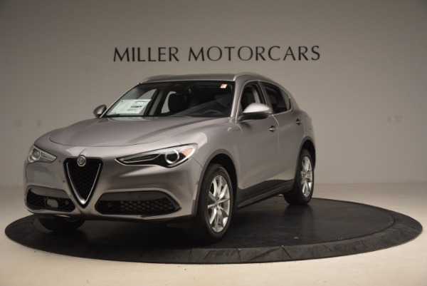 New 2018 Alfa Romeo Stelvio Ti Q4 for sale Sold at Maserati of Greenwich in Greenwich CT 06830 1