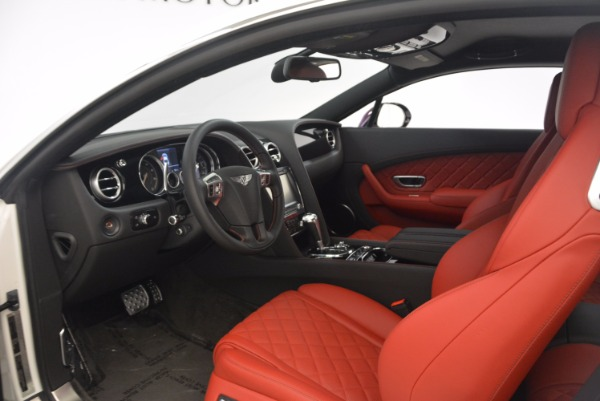 New 2017 Bentley Continental GT V8 S for sale Sold at Maserati of Greenwich in Greenwich CT 06830 22