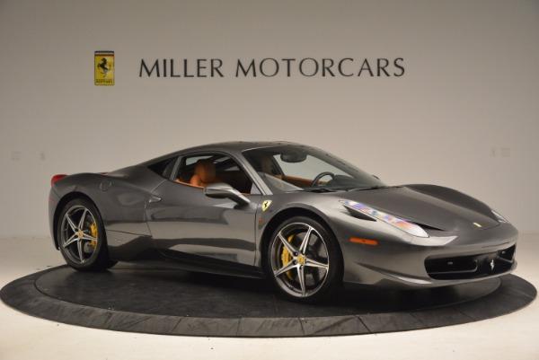 Used 2011 Ferrari 458 Italia for sale Sold at Maserati of Greenwich in Greenwich CT 06830 10