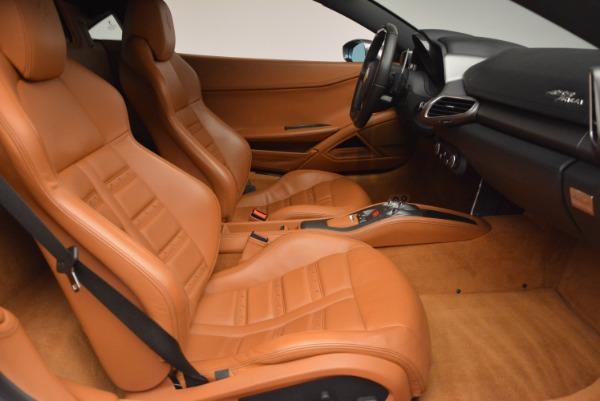 Used 2011 Ferrari 458 Italia for sale Sold at Maserati of Greenwich in Greenwich CT 06830 18