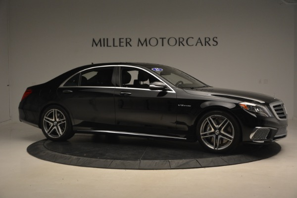 Used 2015 Mercedes-Benz S-Class S 65 AMG for sale Sold at Maserati of Greenwich in Greenwich CT 06830 10