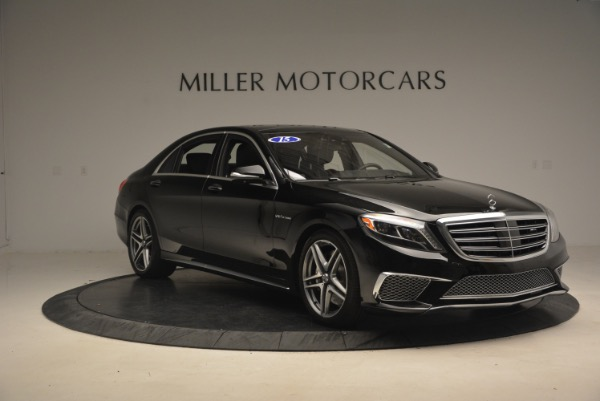 Used 2015 Mercedes-Benz S-Class S 65 AMG for sale Sold at Maserati of Greenwich in Greenwich CT 06830 11
