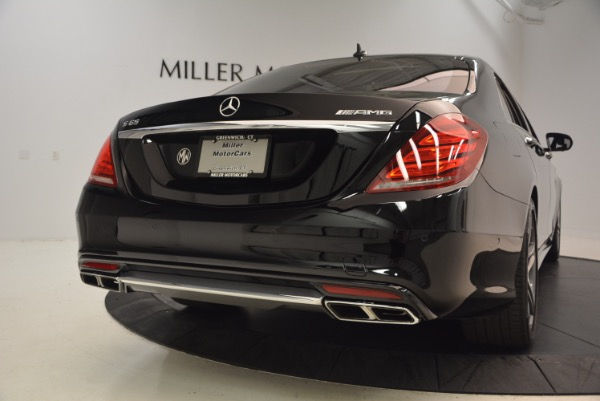 Used 2015 Mercedes-Benz S-Class S 65 AMG for sale Sold at Maserati of Greenwich in Greenwich CT 06830 17