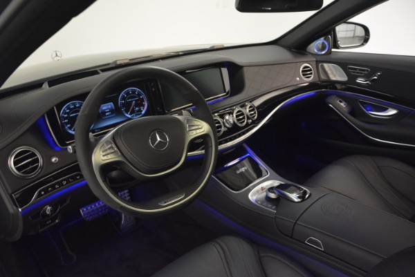 Used 2015 Mercedes-Benz S-Class S 65 AMG for sale Sold at Maserati of Greenwich in Greenwich CT 06830 23
