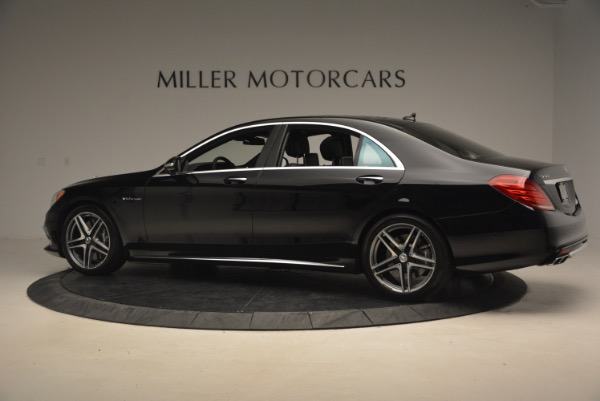 Used 2015 Mercedes-Benz S-Class S 65 AMG for sale Sold at Maserati of Greenwich in Greenwich CT 06830 4