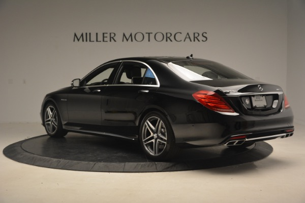 Used 2015 Mercedes-Benz S-Class S 65 AMG for sale Sold at Maserati of Greenwich in Greenwich CT 06830 5
