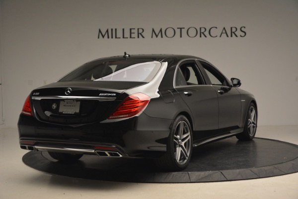 Used 2015 Mercedes-Benz S-Class S 65 AMG for sale Sold at Maserati of Greenwich in Greenwich CT 06830 7