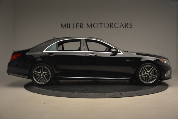 Used 2015 Mercedes-Benz S-Class S 65 AMG for sale Sold at Maserati of Greenwich in Greenwich CT 06830 9