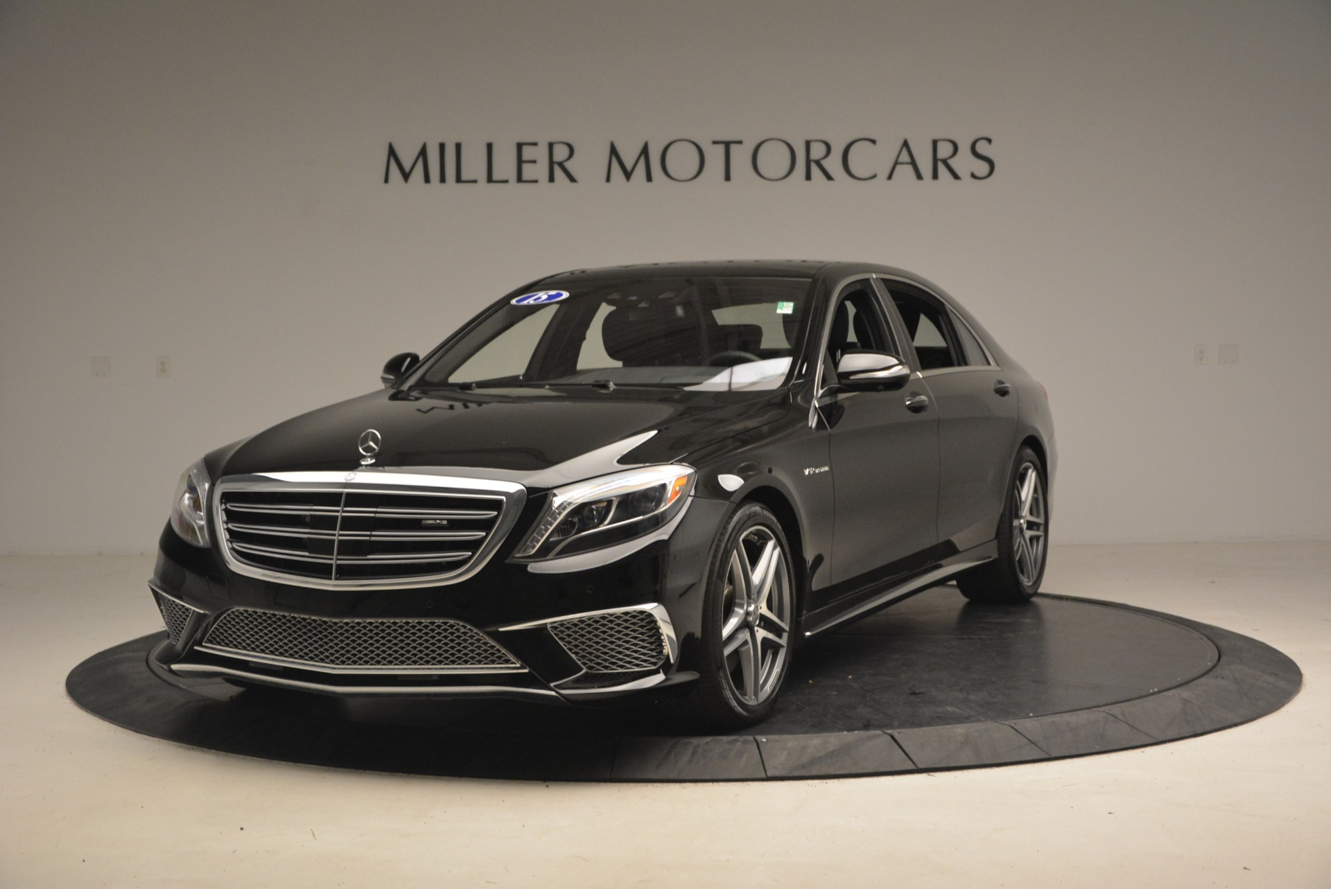 Used 2015 Mercedes-Benz S-Class S 65 AMG for sale Sold at Maserati of Greenwich in Greenwich CT 06830 1