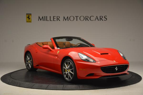 Used 2011 Ferrari California for sale Sold at Maserati of Greenwich in Greenwich CT 06830 11