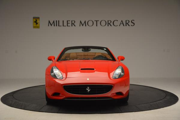 Used 2011 Ferrari California for sale Sold at Maserati of Greenwich in Greenwich CT 06830 12