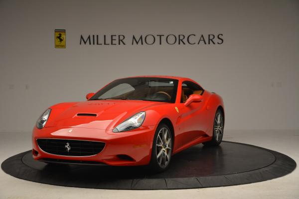 Used 2011 Ferrari California for sale Sold at Maserati of Greenwich in Greenwich CT 06830 13