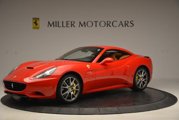 Used 2011 Ferrari California for sale Sold at Maserati of Greenwich in Greenwich CT 06830 14