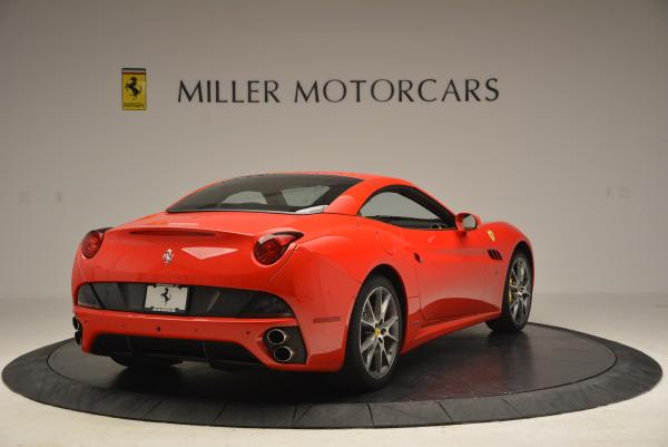 Used 2011 Ferrari California for sale Sold at Maserati of Greenwich in Greenwich CT 06830 19