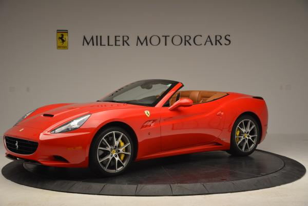 Used 2011 Ferrari California for sale Sold at Maserati of Greenwich in Greenwich CT 06830 2