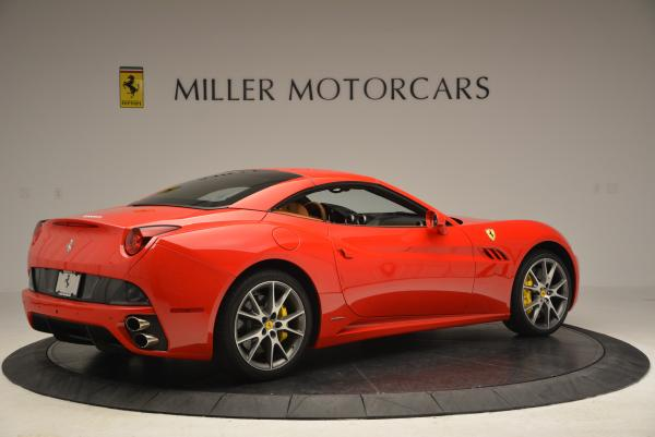 Used 2011 Ferrari California for sale Sold at Maserati of Greenwich in Greenwich CT 06830 20