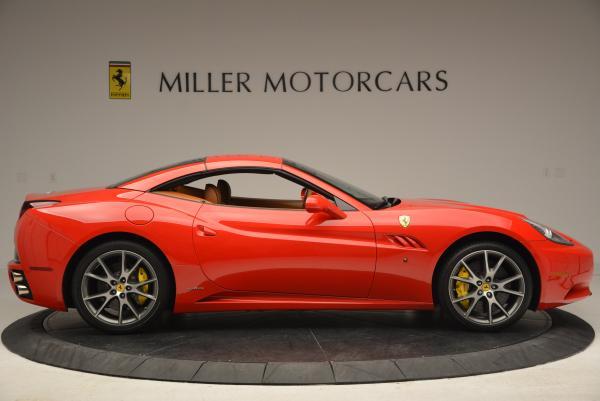 Used 2011 Ferrari California for sale Sold at Maserati of Greenwich in Greenwich CT 06830 21