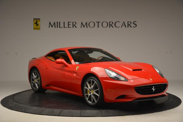 Used 2011 Ferrari California for sale Sold at Maserati of Greenwich in Greenwich CT 06830 23