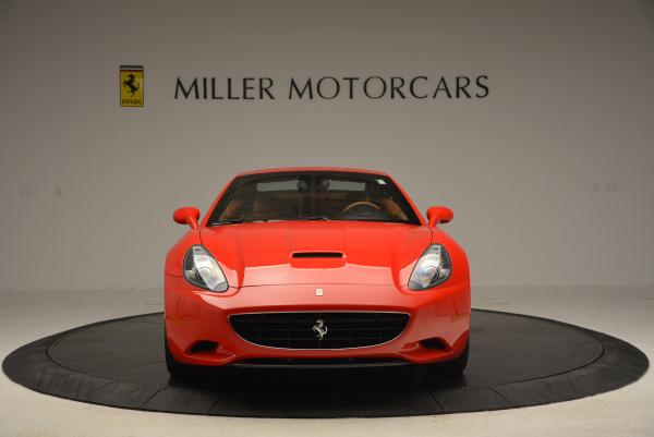 Used 2011 Ferrari California for sale Sold at Maserati of Greenwich in Greenwich CT 06830 24