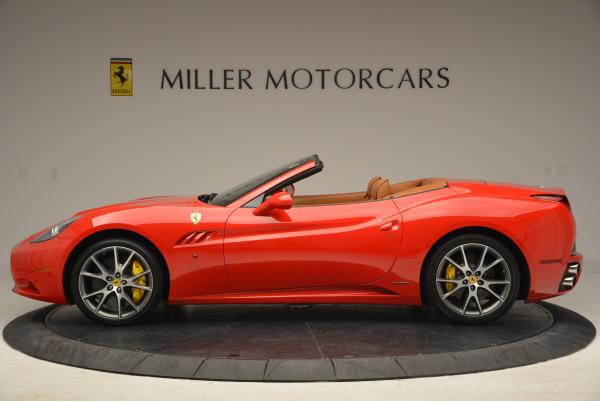 Used 2011 Ferrari California for sale Sold at Maserati of Greenwich in Greenwich CT 06830 3