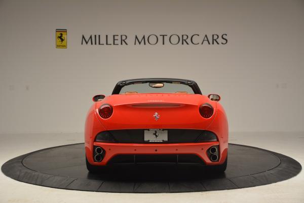 Used 2011 Ferrari California for sale Sold at Maserati of Greenwich in Greenwich CT 06830 6