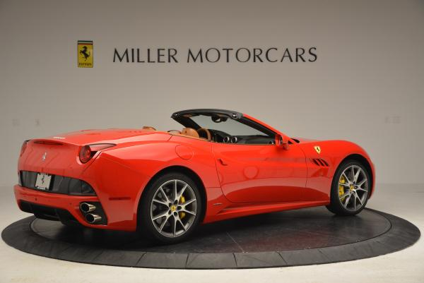 Used 2011 Ferrari California for sale Sold at Maserati of Greenwich in Greenwich CT 06830 8
