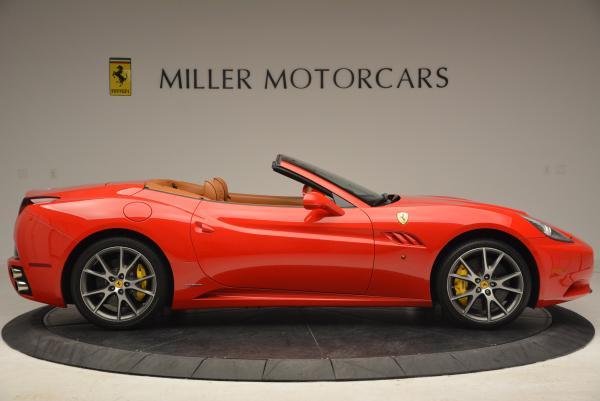 Used 2011 Ferrari California for sale Sold at Maserati of Greenwich in Greenwich CT 06830 9