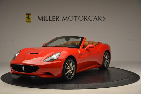 Used 2011 Ferrari California for sale Sold at Maserati of Greenwich in Greenwich CT 06830 1