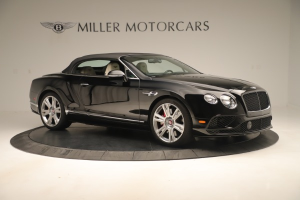 Used 2016 Bentley Continental GTC V8 S for sale Sold at Maserati of Greenwich in Greenwich CT 06830 19