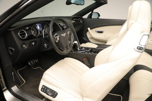 Used 2016 Bentley Continental GTC V8 S for sale Sold at Maserati of Greenwich in Greenwich CT 06830 22