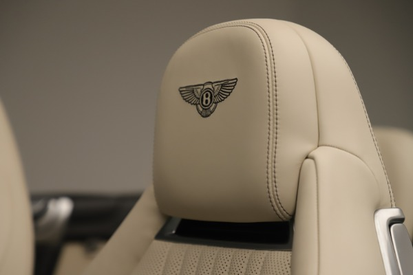 Used 2016 Bentley Continental GTC V8 S for sale Sold at Maserati of Greenwich in Greenwich CT 06830 25